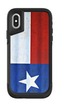 Skin Decal Wrap for Iphone X Otterbox Pursuit case Texas State Flag USA ... - $7.47