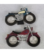 Pair of Motorcycle Picture Frames by Special Moments - $24.74