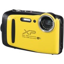 Fujifilm 600019828 16.4-Megapixel FinePix XP130 Digital Camera (Yellow) - $215.91
