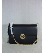 NWT Tory Burch Black Chelsea Convertible Shoulder Bag  - $498 - $443.52