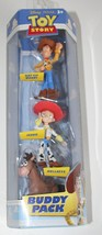 Toy Story Buddy Pack Hat Tip Woody, Jessie and Bullseye NEW - $56.99