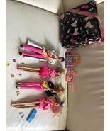 1985 Mattel Barbie Derek and the Rockers collection - $123.74