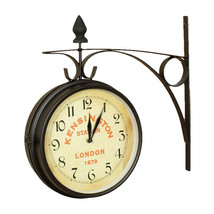 Kensington Station Double Side clock (Large) - $89.54