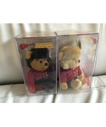 Vintage  1999 Limited Edition The Monkees Peter And Mickey Bears  With C... - $49.49