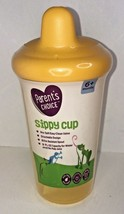 Sippy Cup Parents Choice Brand New Sealed Yellow Bite Resistant Spout - $6.90