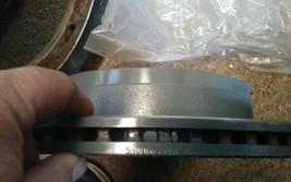 Disc Brake Rotor Rear 53006 image 2