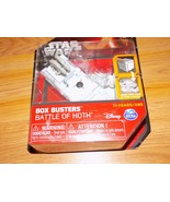 Disney Star Wars Box Busters Battle of Hoth Figure Spin Master Toy New - $12.00