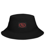 San Francisco Bucket Hat / 49ers bucket hat  - $36.00
