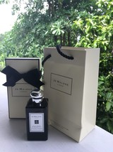 Jo malone Dark Amber & Ginger Lilly  Cologne with box and bag 100 ml SHIP BY DHL - $100.23