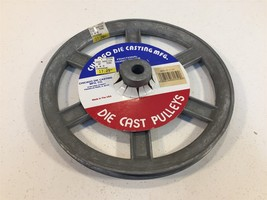 """Chicago Die Casting Pulley 800-A-1/2 Aluminum Pulley 8"""" 800A12 1/2"""" Shaft - $28.99"""
