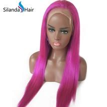 Silanda Hair Rose Silky Straight Brazilian Remy Full Lace Human Hair Wigs - $162.90+