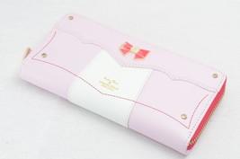 Sailor Moon x Samantha Thavasa  2018 wallet Pink New - $320.00