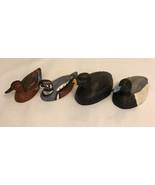 Vintage William J Koelpin Miniature Duck Decoys (4) 1982 - $24.75