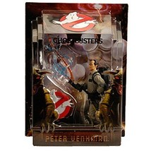 Mattel Ghostbusters Exclusive 6 Inch Action Figure Peter Venkman with Pr... - $65.99