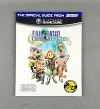 Final Fantasy: Crystal Chronicles Official Strategy Guide Nintendo GameC... - $13.85