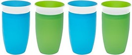 Munchkin Miracle 360 Sippy Cup - Green/Blue - 10 oz - 2 ct - 2 pk - $37.50