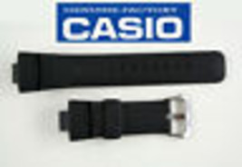 Genuine CASIO G-SHOCK WATCH BAND STRAP BLACK GW-1500A GW-1501B GW-1501 G... - $17.15