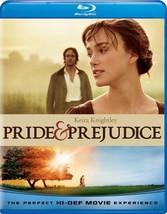Pride & Prejudice (Blu Ray)(O-Ring/Eng Sdh/Span/Fren/Dts Surr 5.1)
