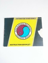 T & C Town & Country Surf Designs NES Nintendo Instruction Manual Only - $9.49