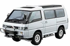 Aoshima Bunka Kyozai No.27 1/24 The Model Car Series Mitsubishi P35W FRE... - $48.83