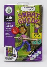 LeapFrog Quantum LeapPad Learning System - New - 4th Grade Smart Guide - $19.99