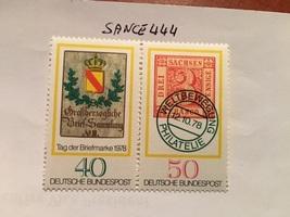 Germany Stamp Day mnh 1978  #2 - $1.00