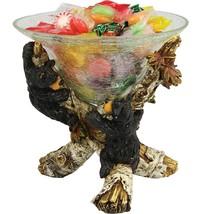 Rivers Edge Cute Bears Glass Candy Dish - $38.60