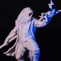 Greek - Warrior - Ancient - 3D - Printed HQ - Resin Miniature - Unpainted - Dung - $14.99