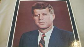 JOHN F. KENNEDY A MEMORIAL LP ALBUM OF SPEECHES FROM DIPLOMAT RECORDS #1... - $18.55
