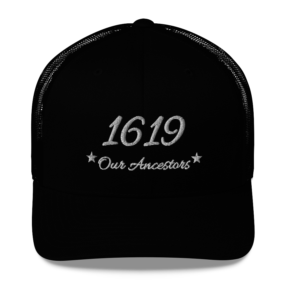 1619 Hat / Spike Lee Hat / 1619 Baseball Cap / 1619 Trucker Cap