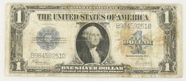 1923 $1 ONE DOLLAR GEORGE WASHINGTON SILVER  CERTIFICATE - $54.45