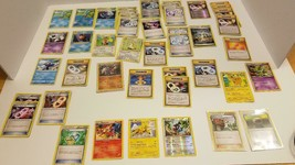 2013 - 2016 Pokemon Mixed Lot Some Uncommon & Rare Pokemon Cards Some Fo... - $8.86
