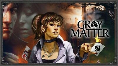 Primary image for Gray Matter PC Steam Key NEW Download Game Fast Region Free