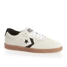 Men's Converse KA II OX Skateboarding Shoe, 144590C Sizes 9-12 Natural/Blac - $69.95