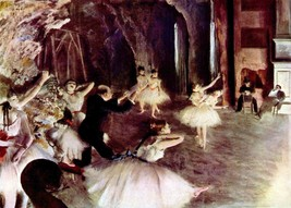 Stage Probe by Degas - 24x32 inch Canvas Wall Art Home Decor - $51.99