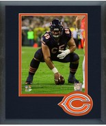 Cody Whitehair 2018 Chicago Bears -11x14 Team Logo Matted/Framed Photo - $42.95
