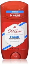 Old Spice High Endurance Fresh Scent Men's Deodorant 2.25 OZ (Pack of 6)... - $24.69