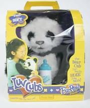 FurReal Fur Real Friends Panda Bear Luv Cub Interactive Tiger Electronics - $84.14