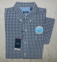 Mens Izod Cool FX Breeze S/S Buttondown Dress Shirt Medium $50 NWT FREE ... - $21.99