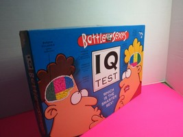 2003 Battle Of The Sexes IQ Test Board Game Complete - $15.00