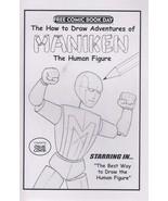 How To Draw Adventures of Maniken the Human Figure FCBD #2007 FN; Steve ... - $9.25