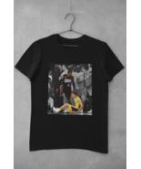 ALLEN IVERSON Step Over Ty Lue 2001 Sixers Versus Lakers Black T-Shirt Size L-XL - $14.00
