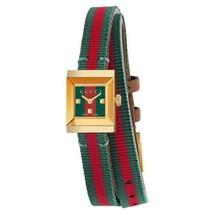 Gucci YA128527 Multi-Color Dial Nylon Strap Ladies Watch - $531.99