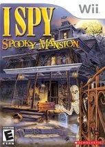 I Spy Spooky Mansion - Nintendo Wii [video game] - $15.83
