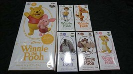 Disney Characters WCF World Collectable Figure story.3 Pooh Complete set... - $119.20