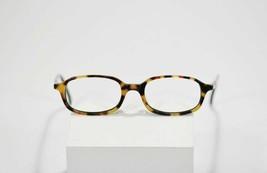 Fossil Unisex GINGER Tortoise Black Plastic Eyeglass Frames Designer Rx Eyewear - $9.12