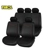11pcs Car Low-back Seat Cover Set Anti-Dust Auto Cushion Protector - $9.89