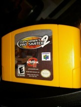 Tony Hawk's Pro Skater 2 (Nintendo 64, 2001)Cartridge Only! - $27.99