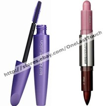 COVERGIRL* 2pc Value Pack VERY BLACK Fusion Mascara + Smoky Shadow PURPL... - $10.98