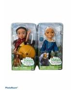Disney Raya and the Last Dragon 6 inch Petite Raya & Human Sisu dolls - $30.69